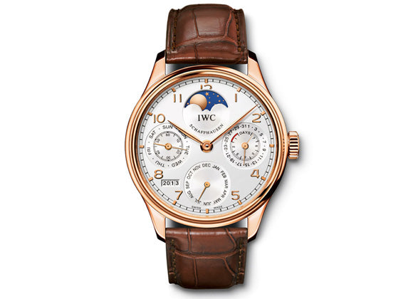 IWC Portuguese Perpetual Calendar - Crystal group