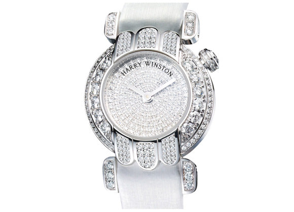 Harry Winston watches Premier Bijou - Crystal group