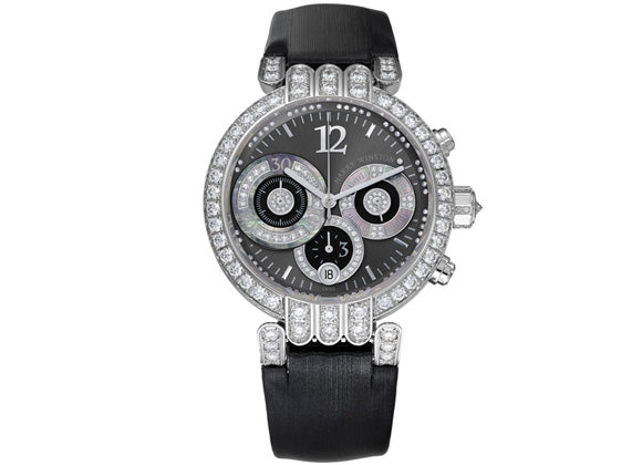 Harry Winston watches Premier Large Chronograph - Crystal group