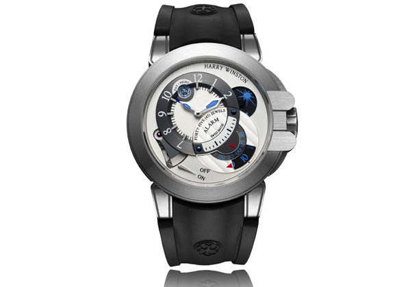 Harry Winston watches Project Z6 - Crystal group