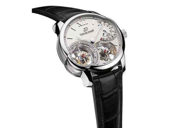 Greubel Forsey Quadruple Tourbillon - Crystal group