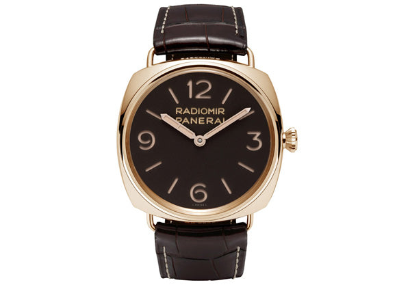 Panerai Radiomir 3 Days Oro Rosa - Crystal group