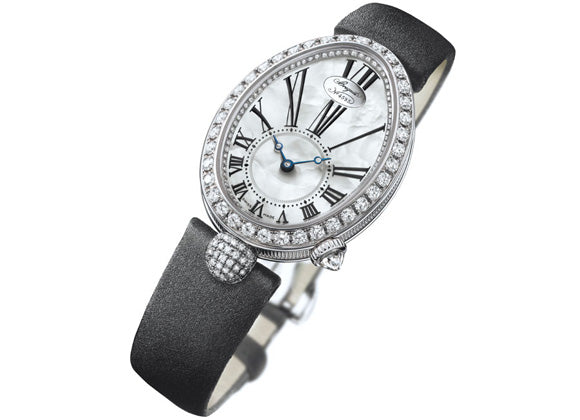 Breguet Reine de Naples 8928BB - Crystal group