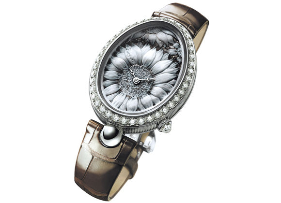 Breguet Reine de Naples Cammea 8958BB - Crystal group
