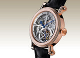 Peter Speake Marin Renaissance Tourbillon Minute Repeater - Crystal group