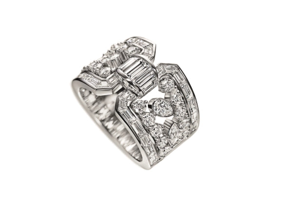 Harry Winston Ultimate Adornments - Crystal group