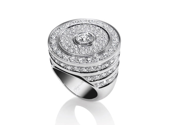 Harry Winston New York - Crystal group
