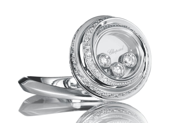 Chopard Happy Diamonds - Crystal group
