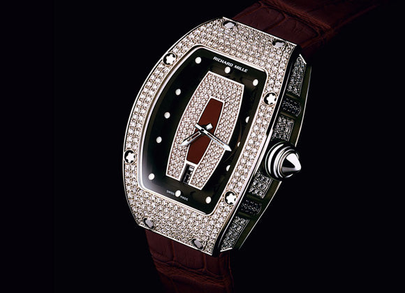 Richard Mille Diamond Set Ledies' Watch