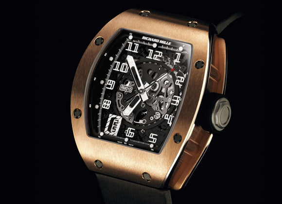 Richard Mille Skelotonised Automatic