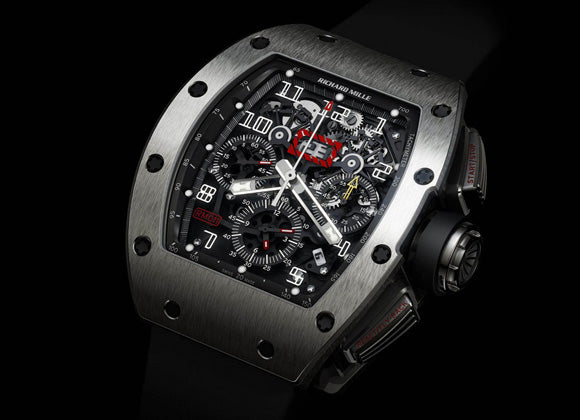 Richard Mille Felipe Massa Flyback Chronograph - Crystal group