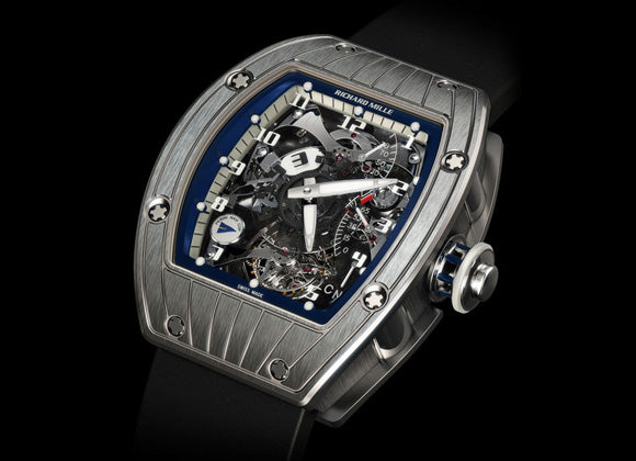 Richard Mille Tourbillon Perini Navi Cup