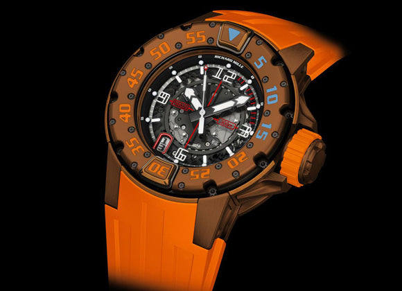 Richard Mille Diver's Watch