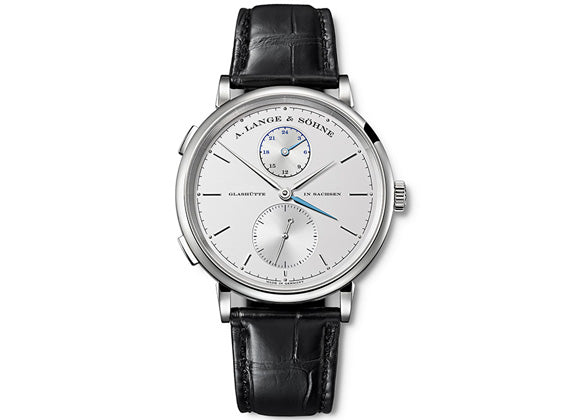 A.Lange & Söhne Saxonia Dual Time - Crystal group