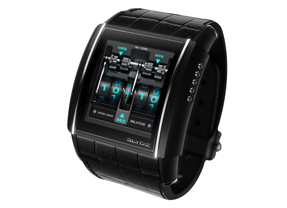 Watch Slyde S1 Full Black