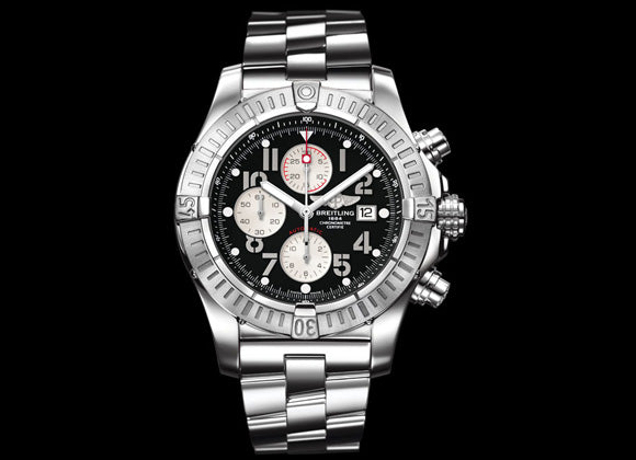 Breitling Super Avenger - Crystal group