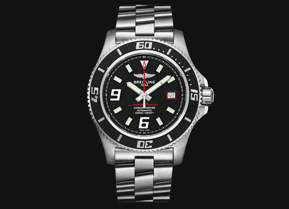 Breitling Superocean 44 - Crystal group