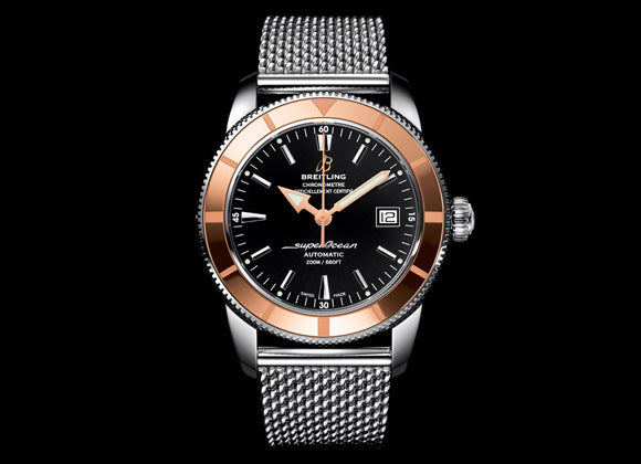 Breitling SUPEROCEAN HERITAGE 42 - Crystal group