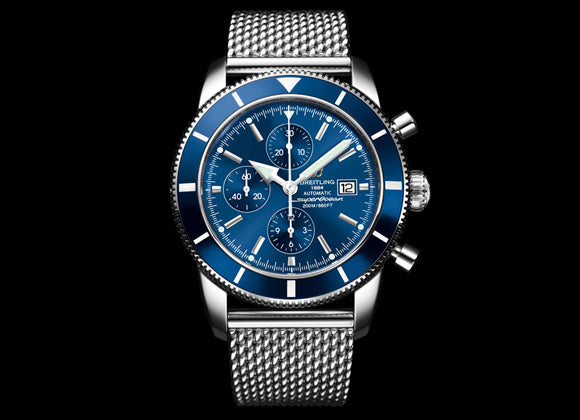 Breitling Superocean Heritage Chrono - Crystal group