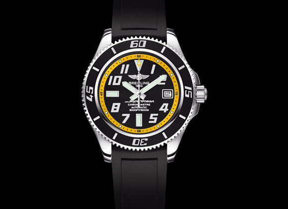 Breitling Superocean-II - Crystal group