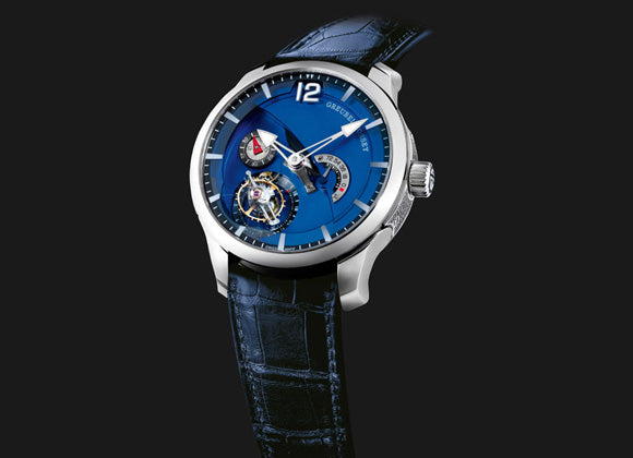 Greubel Forsey Tourbillon 24 Secondes Contemporain - Crystal group