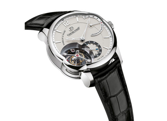 Greubel Forsey Tourbillon 24 seconds - Crystal group