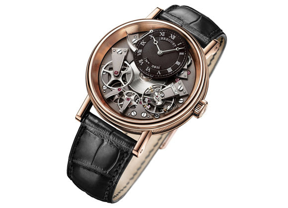 Breguet Tradition 7057BR - Crystal group
