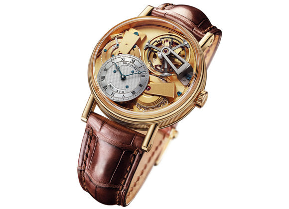 Breguet Tradition Tourbillon 7047BA - Crystal group