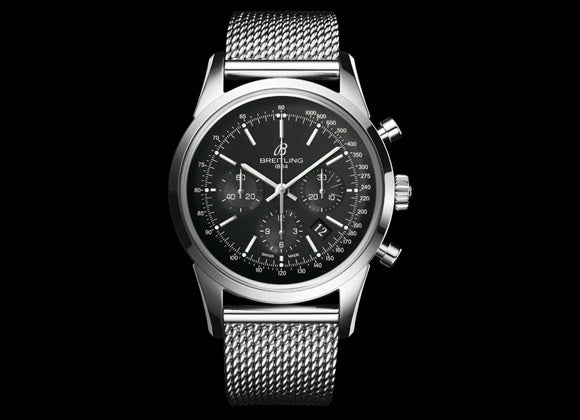Breitling Transocean Chronograph - Crystal group