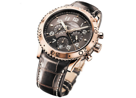 Breguet Type XXI 3810BR - Crystal group