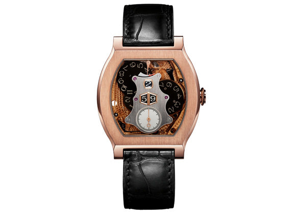 F.P. Journe Vagabondage II - Crystal group