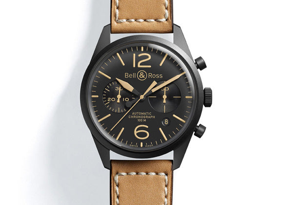 Bell&Ross Vintage Heritage Chrono
