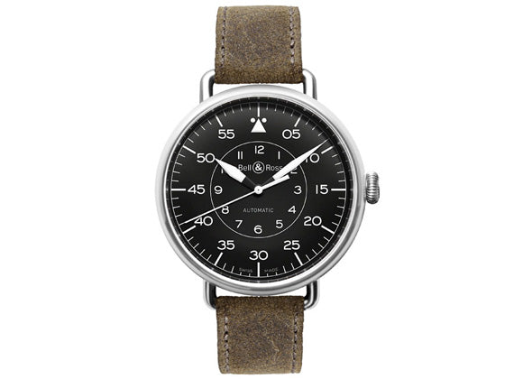 Bell&Ross Vintage Military - Crystal group
