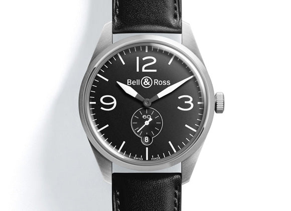 Bell&Ross Vintage - Crystal group