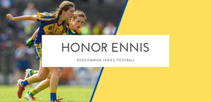 Arm Wrestling, Walk-On Songs & More with Honor Ennis, Roscommon LGFA Star
