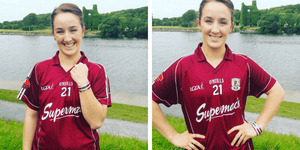 Galways Ladies Football Vice-Captain Lisa Gannon on County, Club, Women in Sport, Role Models and Career.