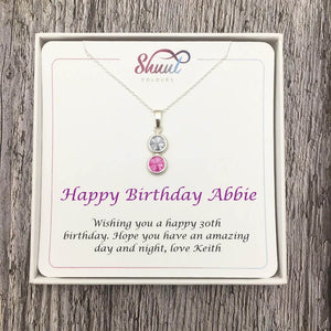 Birthday Jewellery Gifts For Her