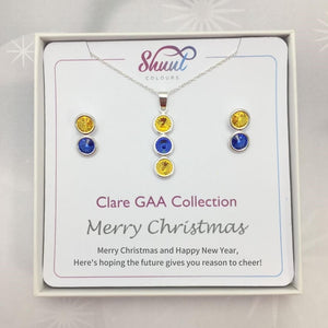 Clare GAA Christmas Jewellery Gift Set