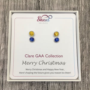 Clare GAA Earrings - Christmas Gift Set