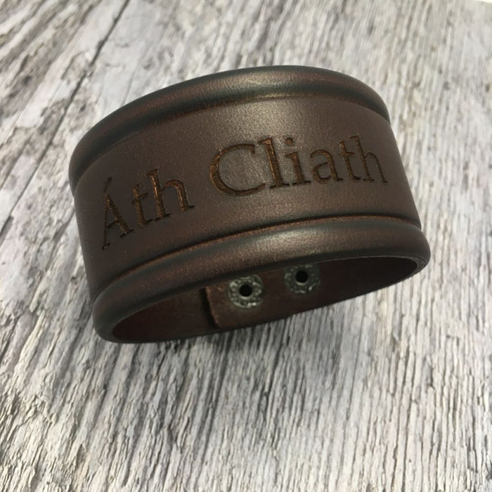 Dublin GAA Leather Bracelet - Unisex
