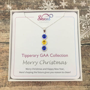 Tipperary GAA Christmas Pendant