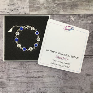 GAA Gift For Mum - Swarovski County Colour Bracelet - Shuul