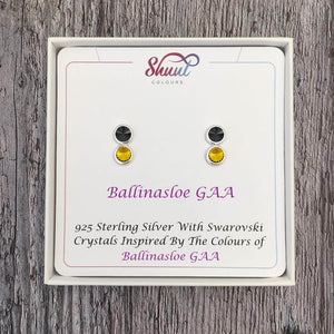 Ballinasloe GAA Club Earrings - Shuul