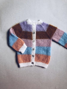 Sorbet Cardigan Mini English