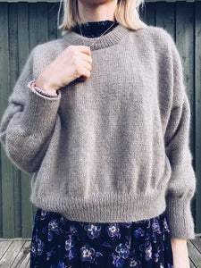 The Cashmere Sweater Norsk