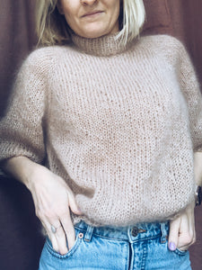 Madeline Sweater x Mohair English