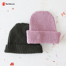 Load image into Gallery viewer, Red Barnet - Save The Yarn Beanie