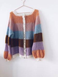 Sorbet Cardigan Deutsch