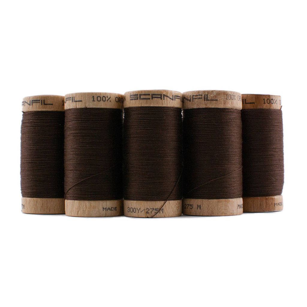 Walnut Scanfil Thread
