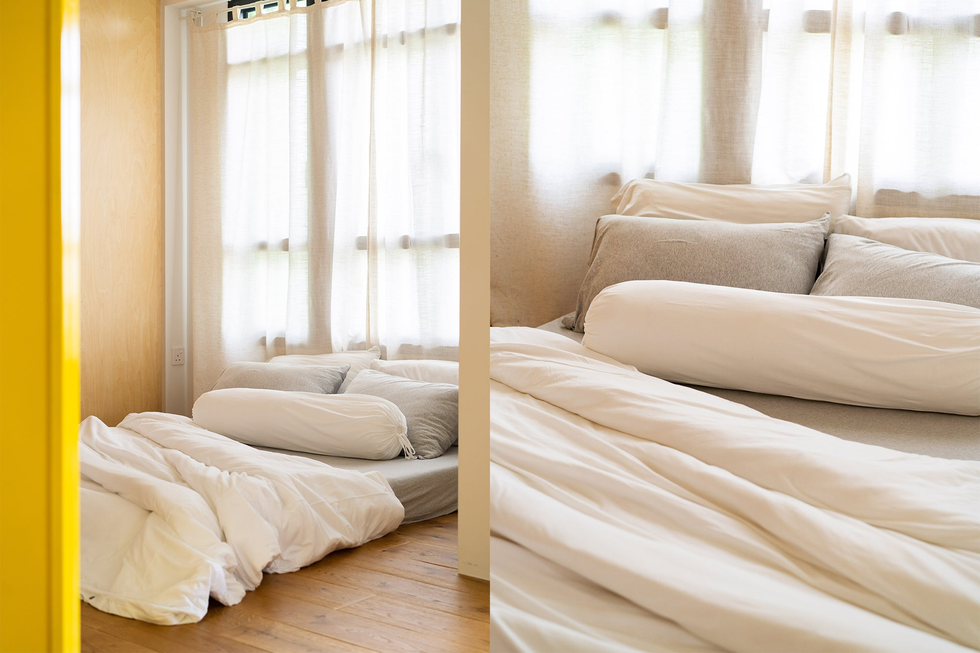 Organic Cotton Bed Sheets Ethical Singapore Sustainable Jersey Cosy Luxury